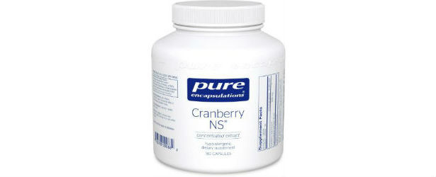 Pure Encapsulations Cranberry NS Review