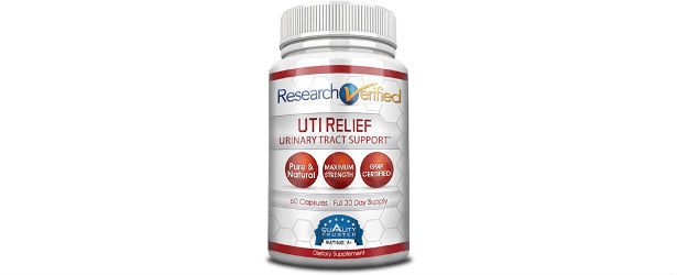 Research Verified UTI Relief Review