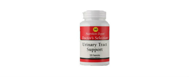 Nutrition Depot Doctor's Selection Urinary Tract Support Review