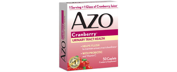 AZO Cranberry Caplets Review