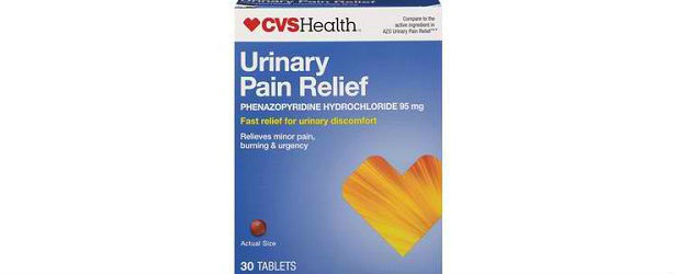 CVS Urinary Pain Relief Tablets Review