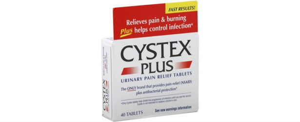 Cystex Urinary Pain Relief Tablets Review