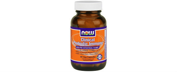 NOW Clinical Probiotic Immune Review
