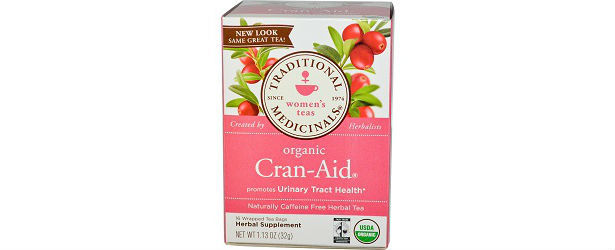 Traditional Medicinals Cran-Aid Review